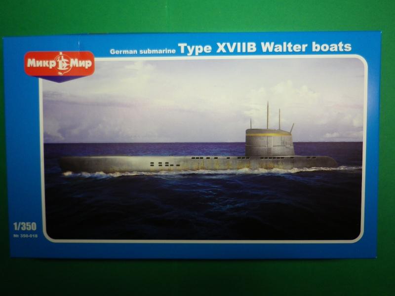 Mikromir 1/350 sous-marin Anglais classe K par chatgrincheux Imgp3714