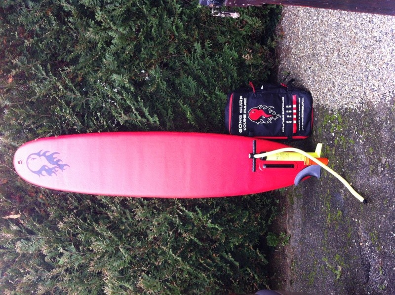 """VDS surf longboard gonflable Gong Couine Marie 9'5"""" Img_2212"""