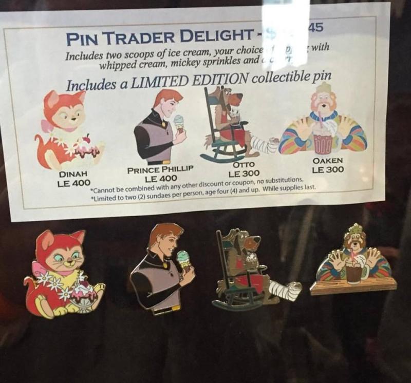 Le Pin Trading à Disneyland Paris - Page 39 10156010