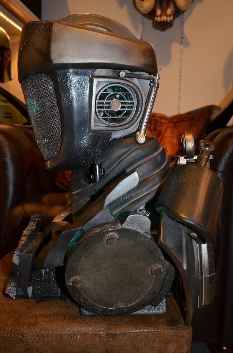 Collect n°469 Grinock : LOTR, STAR WARS, Cinemaquette - Elite Creature NEWS p 8 Atom310