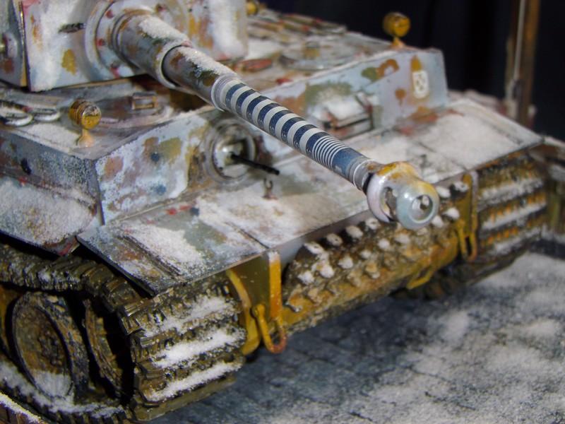 Tigre I TAMIYA au 1/25 2111