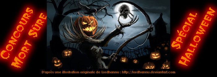 [Terminé] Concours spécial Halloween : 20 romans à gagner ! Banniy12