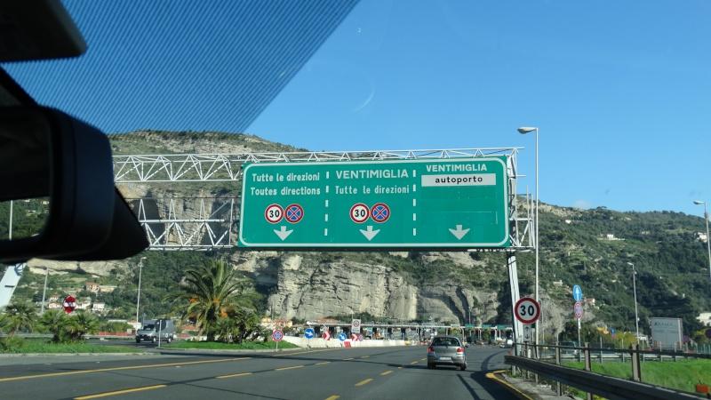 En route vers Vintimille (Italie) Dsc03515