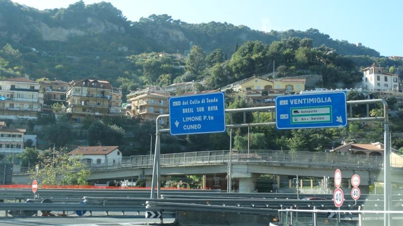 En route vers Vintimille (Italie) Dsc03516
