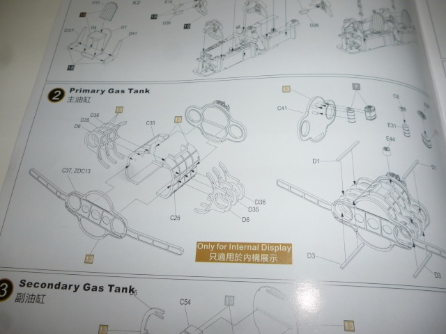Fouga Magister CM 170 1/48 AvantGardeModelKits Magist14