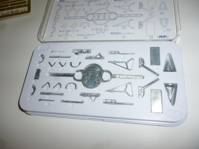 Fouga Magister CM 170 1/48 AvantGardeModelKits Magist18