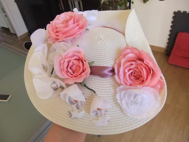 [Belle Epoque] Chapeau fleuri Dscf3814