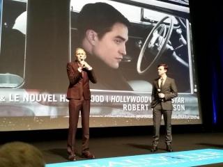 ANTON CORBIJN & DANE DeHAAN RED CARPET & PRESENT 'LIFE' AT DEAUVILLE FILM FESTIVAL  32510