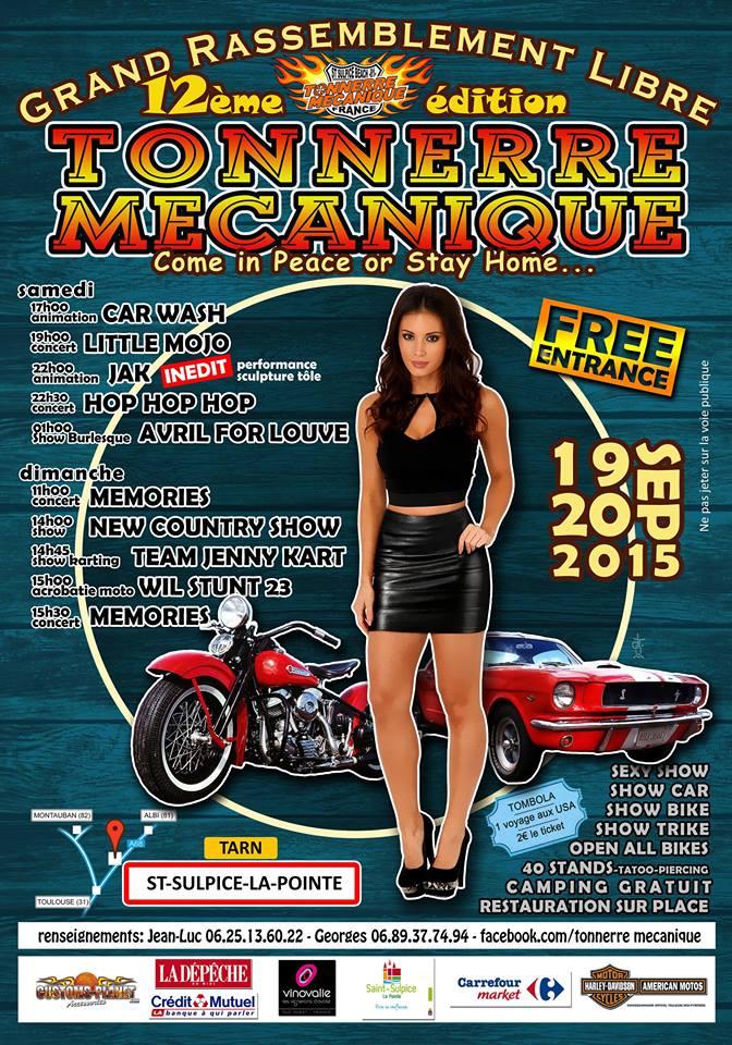 12em Edition TONNERRE MECANIQUE Affich17