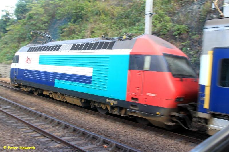 La Chine en trains Re460_10
