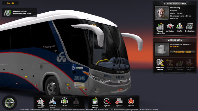 SkyBusBrazil Touring Ets2_126