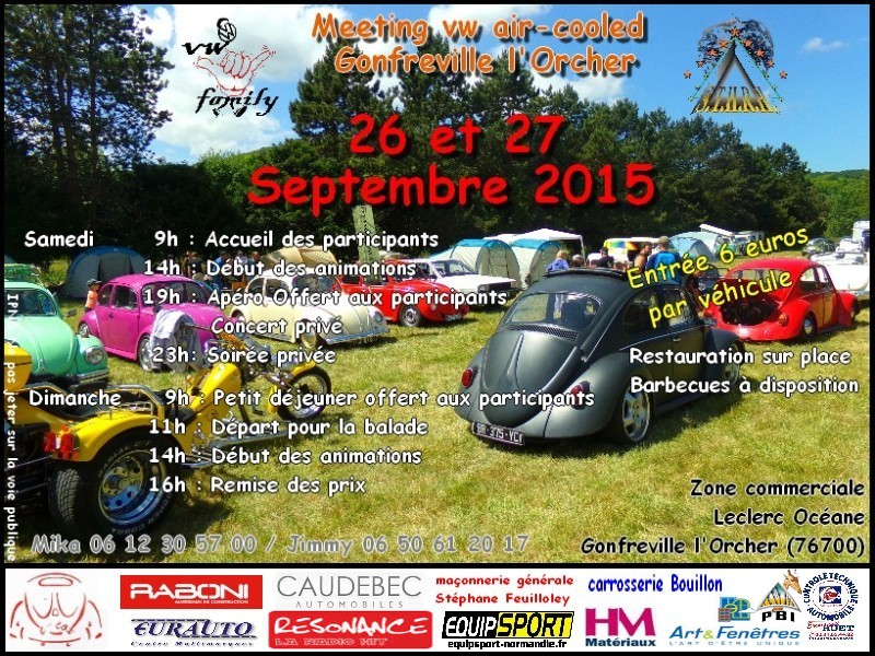 Meeting VW Air-cooled 2015me11