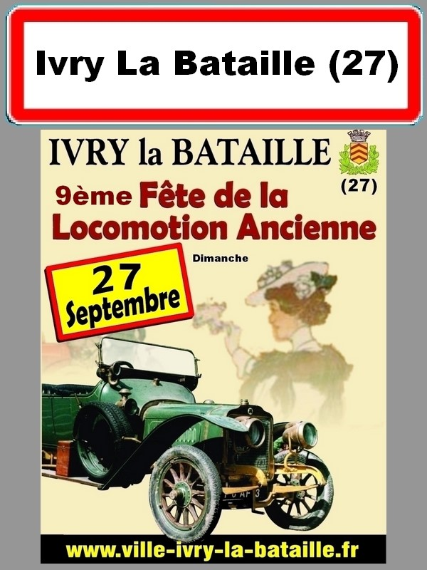 [EVENEMENT] 8ème fête de la Locomotion Ancienne Ivry-l10