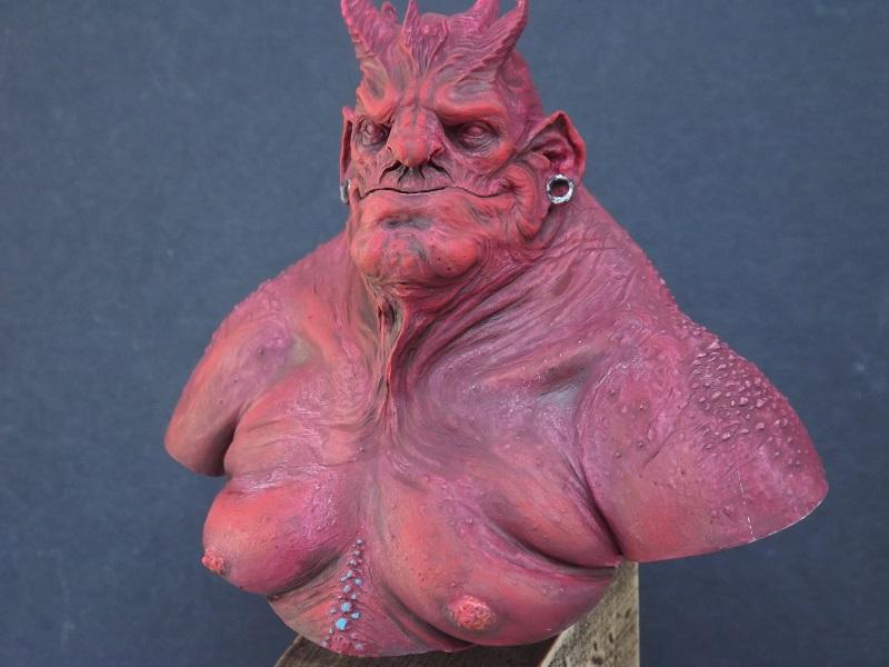 buste de démon ( wonderland project ) Demon_11