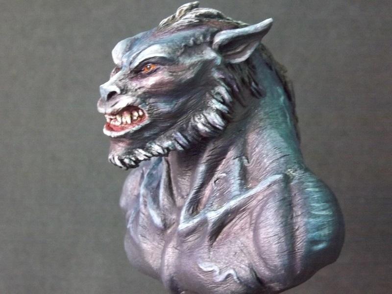 buste de Lycan Lycan111