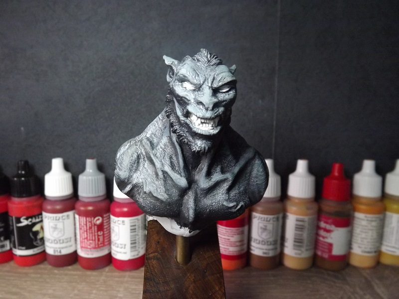 buste de Lycan Lycan410