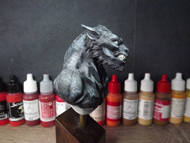 buste de Lycan Lycan510
