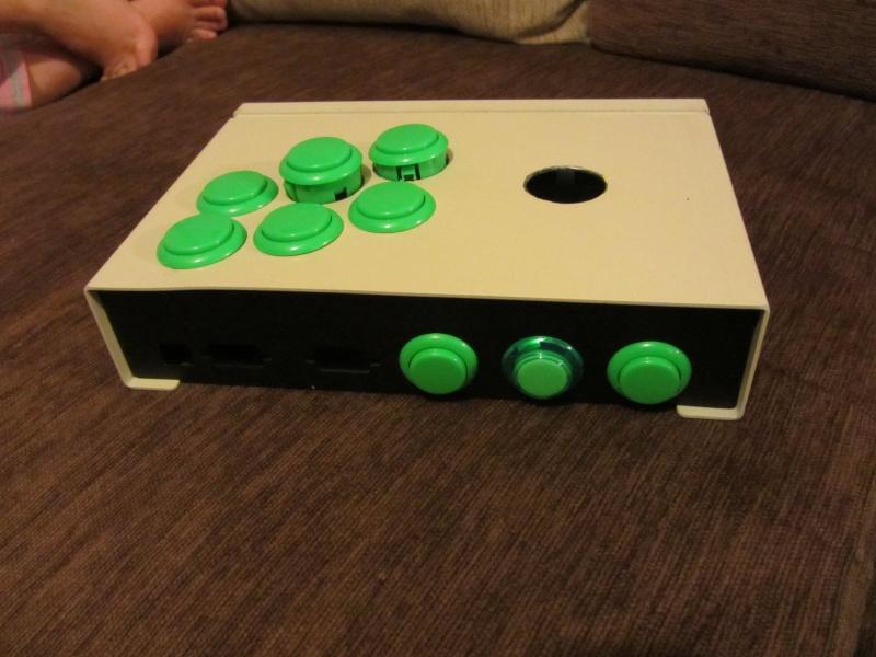 Stick arcade + raspberry Img_0012