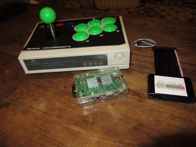 Stick arcade + raspberry Img_0016