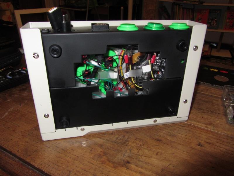 Stick arcade + raspberry Img_0018