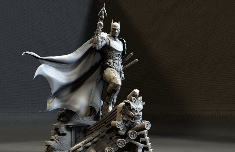 Samurai Series : Batman 10599610