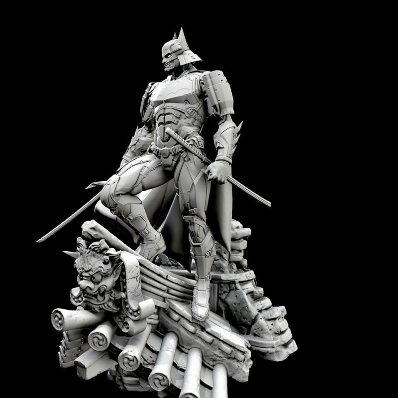 Samurai Series : Batman 11010510