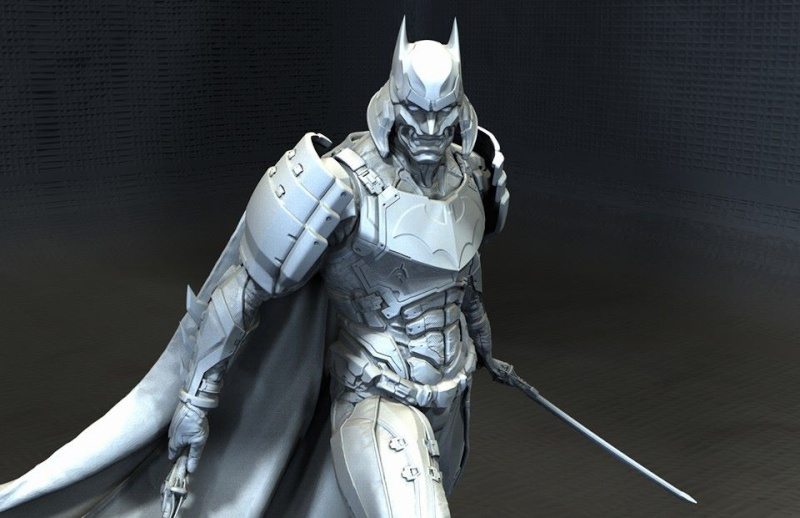 Samurai Series : Batman 11220910