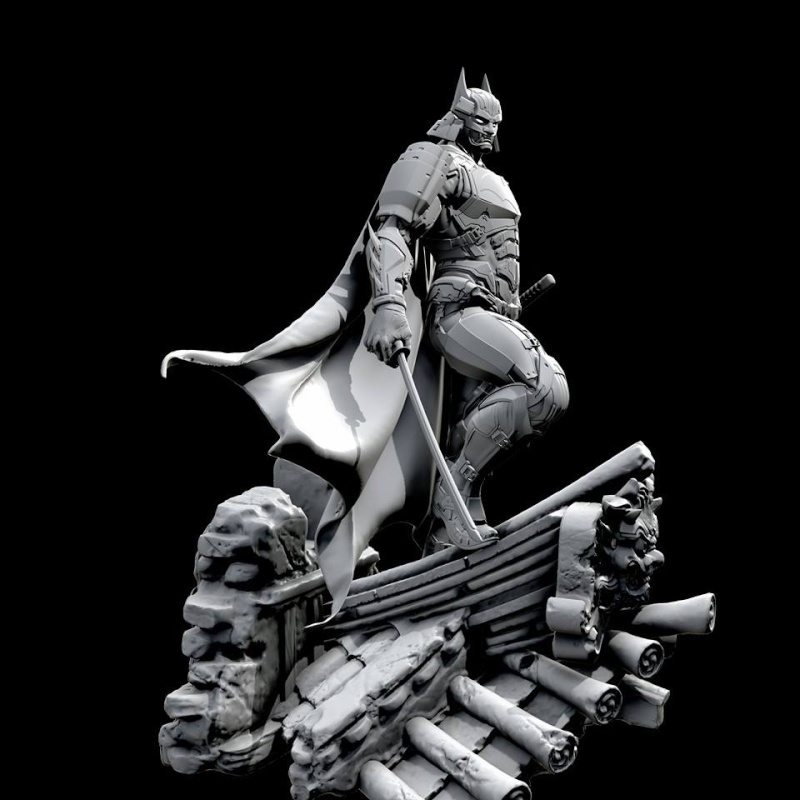 Samurai Series : Batman 11988511