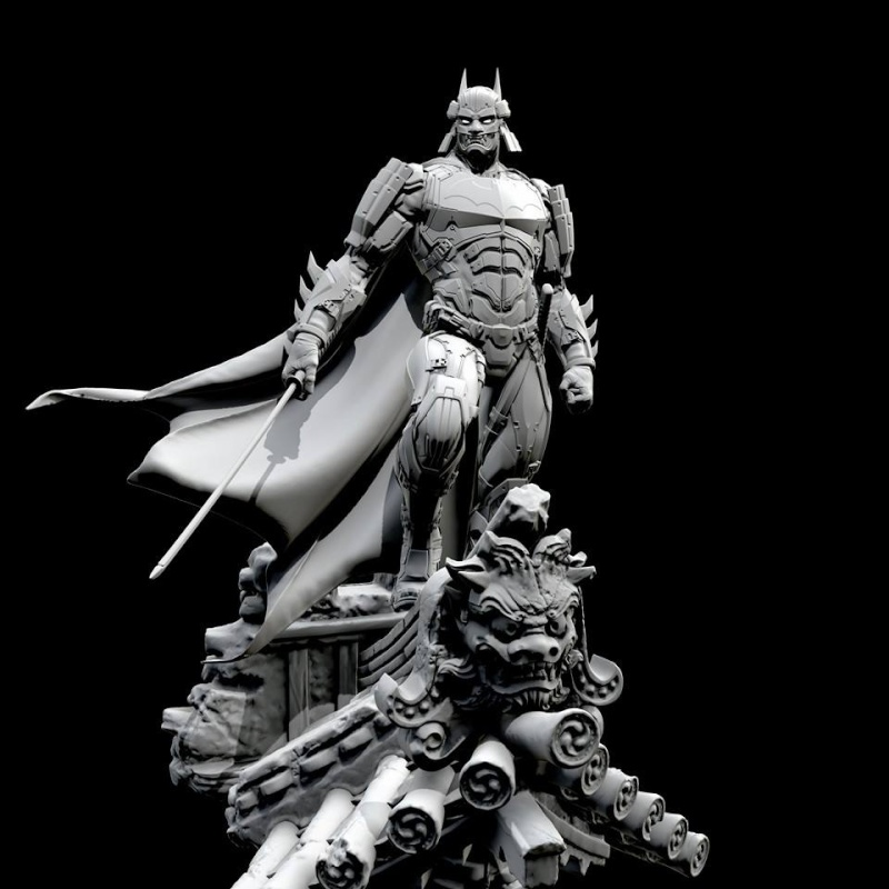 Samurai Series : Batman 11999011