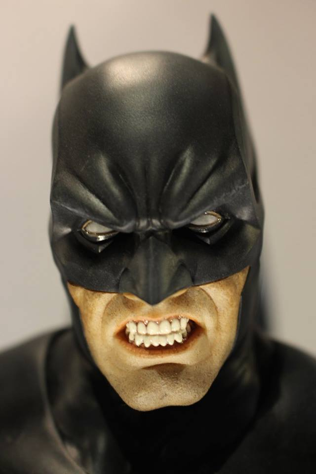 Batman Arkham Origins - Batman Noel Costume 1/3 Statue 12074710