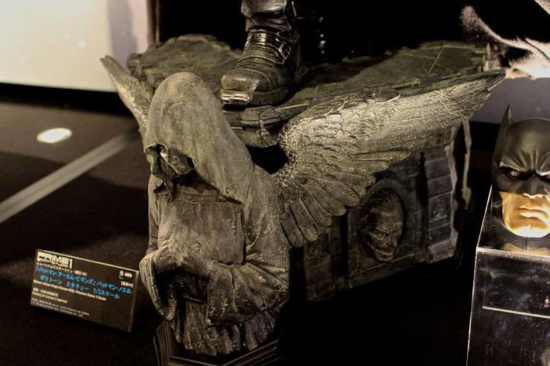 Batman Arkham Origins - Batman Noel Costume 1/3 Statue 12075010
