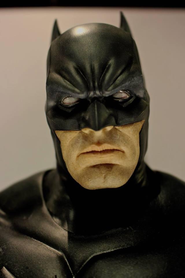 Batman Arkham Origins - Batman Noel Costume 1/3 Statue 12105712