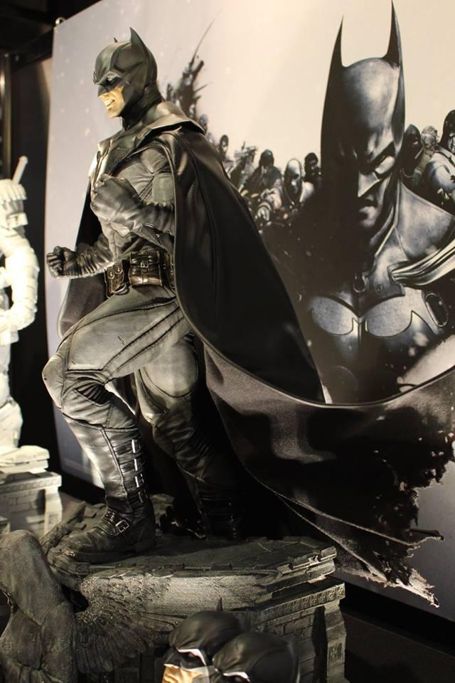Batman Arkham Origins - Batman Noel Costume 1/3 Statue 12107012