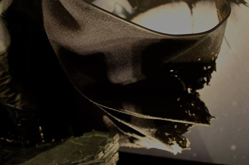 Batman Arkham Origins - Batman Noel Costume 1/3 Statue 12122610
