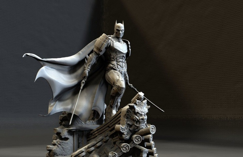 Samurai Series : Batman 12193610