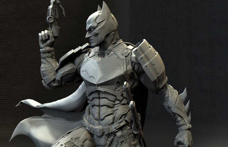 Samurai Series : Batman 12208510