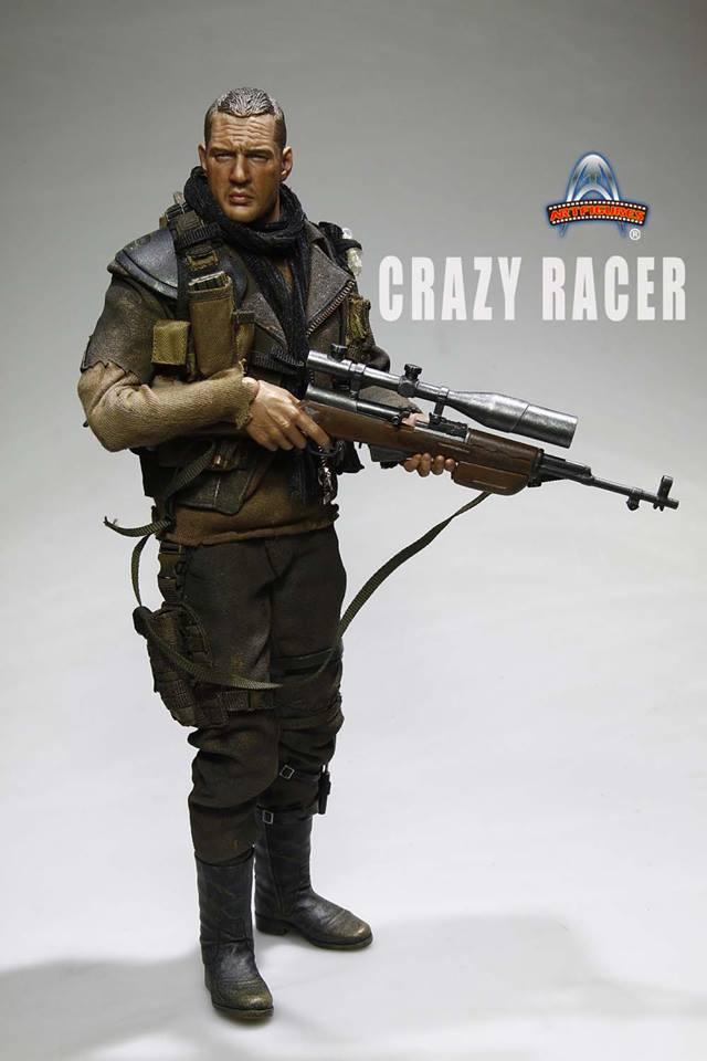 MAD MAX FURY ROAD : ART FIGURE - Crazy Racer 12240010