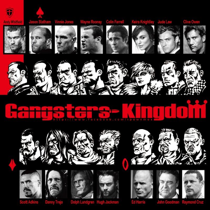 DAMTOYS 1/6 MindGame - The Gobi Squad - Black Eight - Frank Chambers (ZP001) 23294311