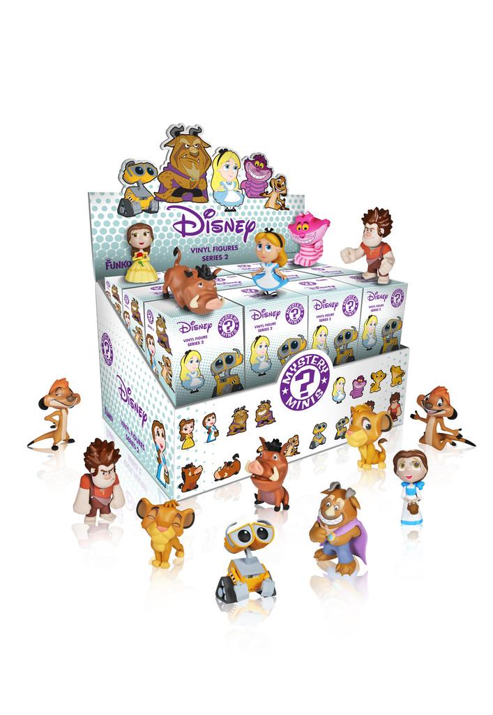 FUNKO : MYSTERY MINIS  Disney10