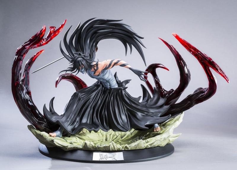 """TSUME : BLEACH : Kurosaki Ichigo final getsuga tenshou """"HQS"""" Ichigo10"""
