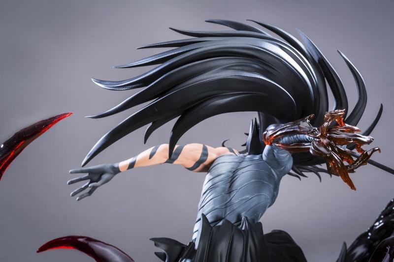 """TSUME : BLEACH : Kurosaki Ichigo final getsuga tenshou """"HQS"""" Ichigo15"""