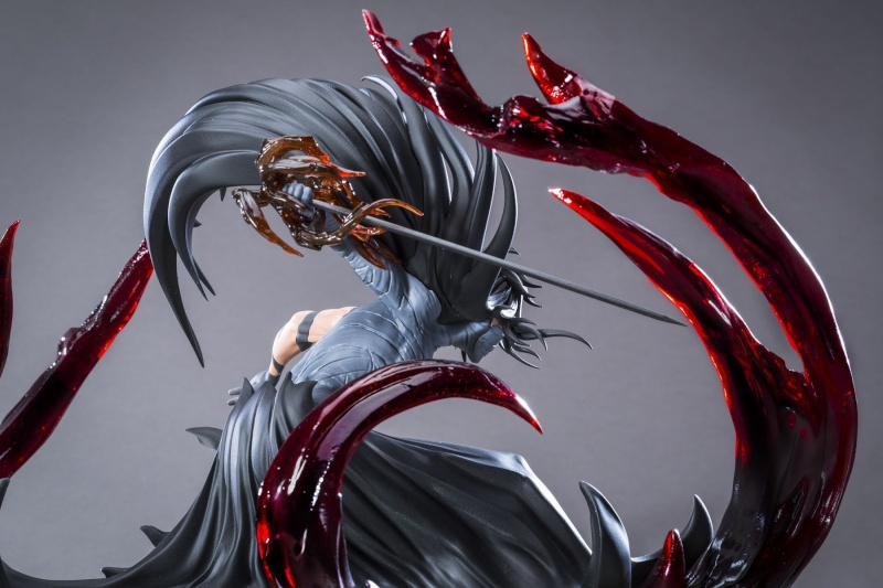 """TSUME : BLEACH : Kurosaki Ichigo final getsuga tenshou """"HQS"""" Ichigo16"""