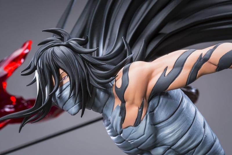 """TSUME : BLEACH : Kurosaki Ichigo final getsuga tenshou """"HQS"""" Ichigo17"""