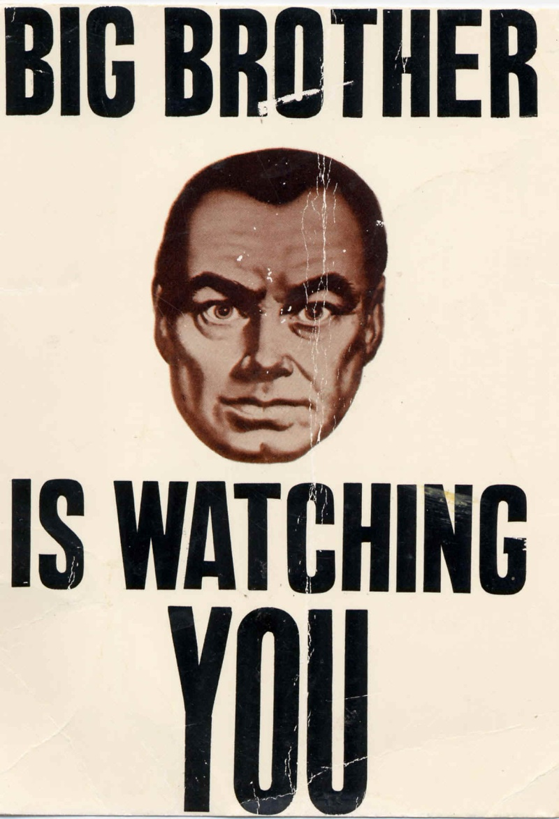 Windows10 ou 1984 Big brother is watching you - Big brother vous regarde 1984_b10