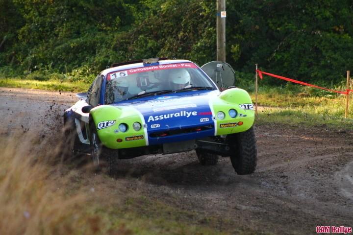 marais - Photos Dunes et Marais 2015 Rallye40