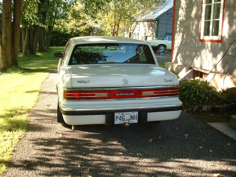 Chrysler Dynasty 1990 VENDU Dynast16