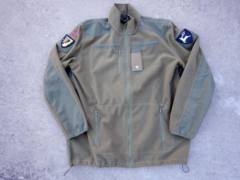 Norwegian fleece jacket Variou25