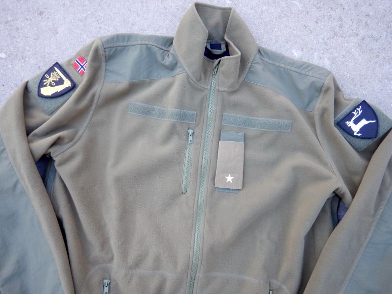 Norwegian fleece jacket Variou26