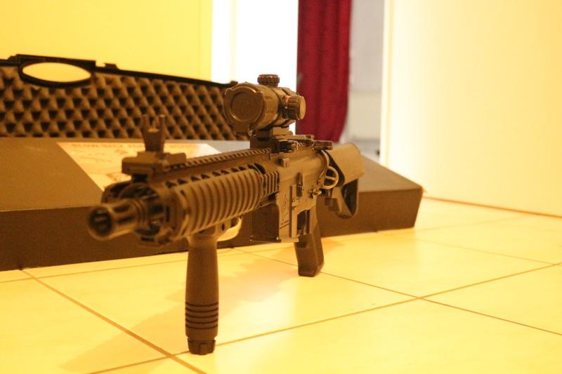 Vend ou échange M4 BAW BO Manufacture 15090511