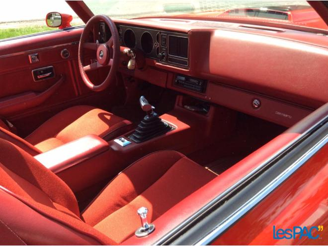 camaro 1980 z28 avendre Alain210